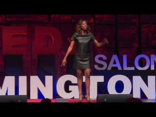 The wait is sexy | Yvonne Orji | TEDxWilmingtonSalon