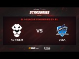 AD Finem vs Vega Squadron, Game 2, SL i-League StarSeries Season 3, EU