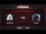 Alliance vs Team Liquid, Game 1, SL i-League StarSeries Season 3, EU