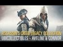 Assassin's Creed: Бюсты Авелины и Коннора уже в продаже: Коллекция пополняется двумя новыми бюстами