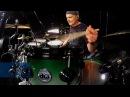 Virgil Donati plays DW Drums 100% GoPro