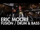 Zildjian Performance - Eric Moore - Fusion / Drum Bass Pt.1