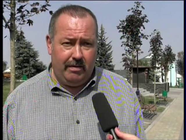 Інтервю з міським головою В.М.Савенком