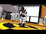 MMD TF Prime Wheeljack Uptown Funk