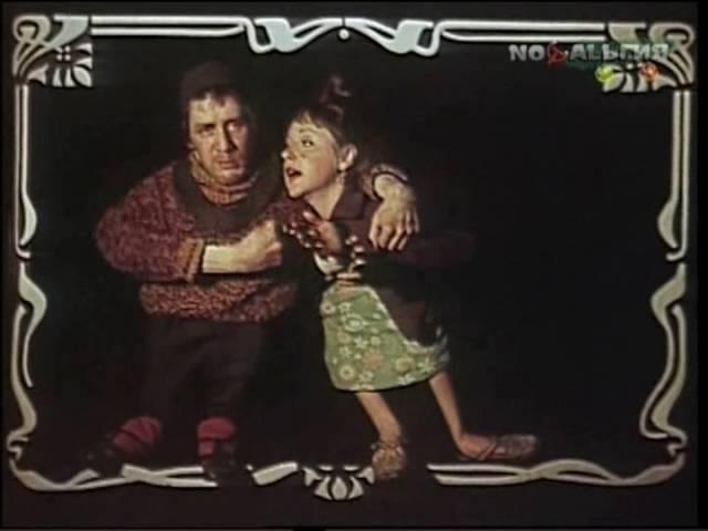 Андрей Краско и Наталья Акимова (За кадром Владимир Высоцкий) - Диалог у телевизора (1984)