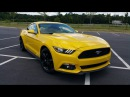 2015 Ford Mustang EcoBoost w/ Manual Trans. Review - Drives Great, But...