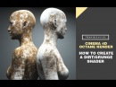 Cinema 4D Octane Render How To Create A Dirt Grunge Shader