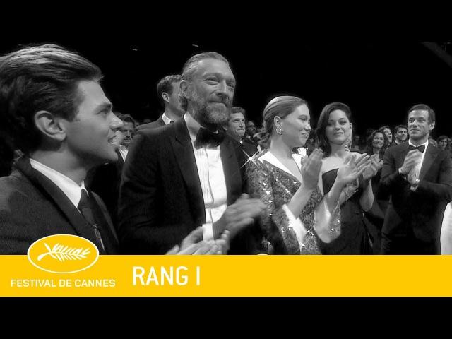 JUSTE LAFIN DU MONDE Rang I VO Cannes 2016