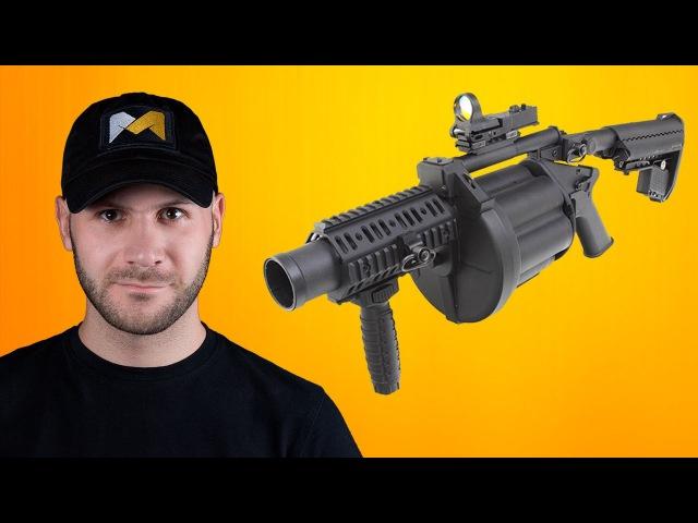 СТРАЙКБОЛЬНАЯ АКАДЕМИЯ. Гранатометы и минометы Airsoft grenade launchers and mortars