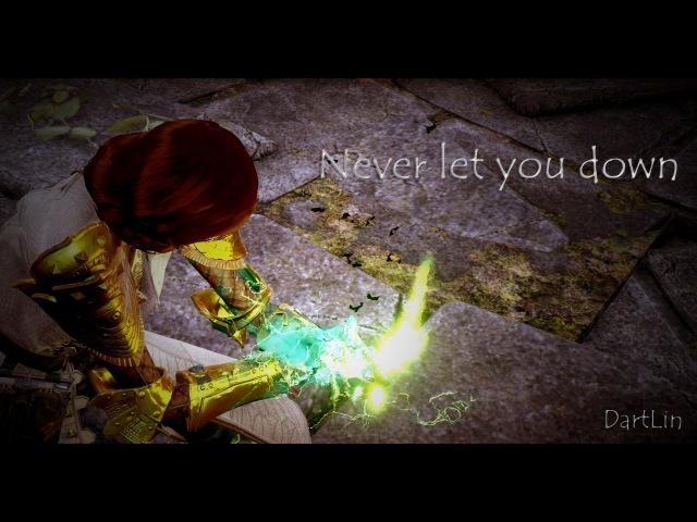 NEVER LET YOU DOWN Cullen\/Lavellan