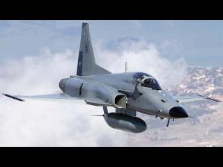 Northrop F-5 Freedom Fighter/Tiger II American lightweight multipurpose fighter