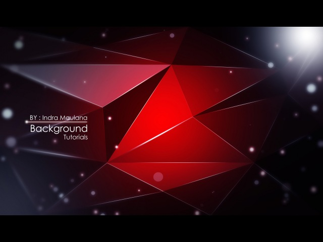 How to Create Abstract Background With Adobe Illustrator / Photoshop (Part 1)