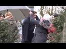 Maskenmann zweiter Drehtag in Nortorf für den ZDF Fernsehfilm