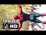 SPIDER-MAN: HOMECOMING Trailer Teaser (2017) Tom Holland, Robert Downey Jr. Marvel Movie HD