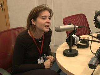 VOICES 2016: певица Саша Фрид поделилась впечатлениями от работы над саундтреком к немому кино
