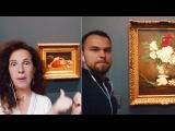 Manet or Monet  OK We Go To Paris !