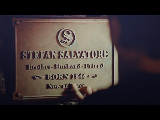 Stefan Salvatore | Goodbye brother [8x16]
