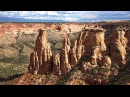 Colorado National Monument, Colorado, USA in 4K Ultra HD