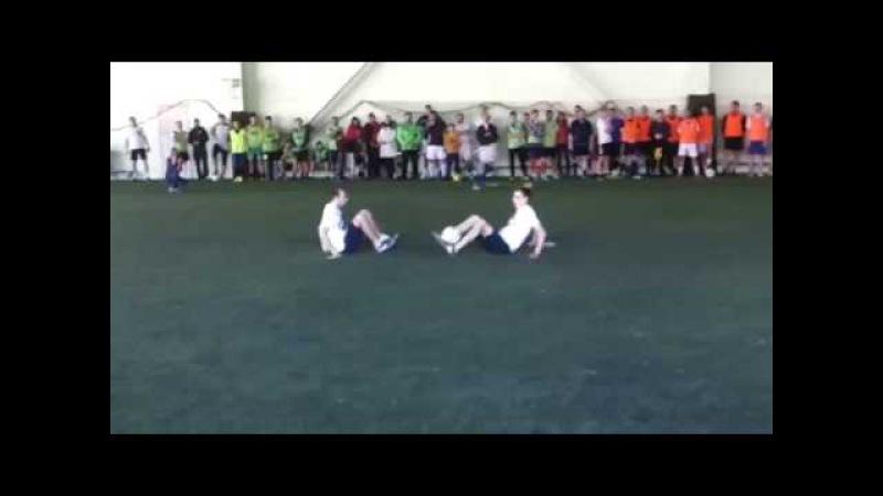 KemerovoFF | Выступление в г.Новокузнецк на благотворительном турнире по футболу
