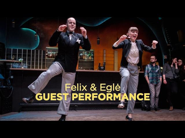 30SSDS 2017 Felix Eglė Guest Performance