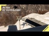 Pro Snowboarder Victor De Le Rue Explores Russia on a Snowboard | Insight