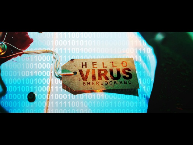 Hello, virus [sherlock]