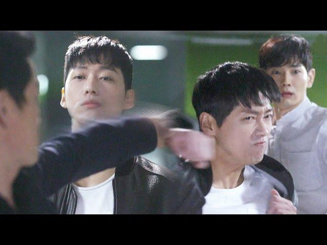 남궁민, 괴한들 제압하고 온주완 구출 '초인급 동체 시력' 《Beautiful Gong Shim》 미녀 44277