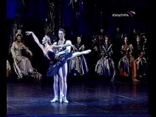 Black swan pas de deux I - Anastasia Volochkova, Evgeny Ivanchenko