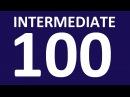 100 ДИАЛОГОВ -INTERMEDIATE. Английский язык Уроки английского языка дял среднегоу увроня Диалоги