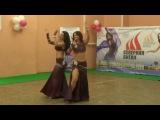 Anna Zvereva & Natalia Rudometkina/ DANCE QUEEN by Olesya Pisarenko