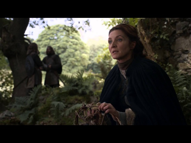 Game of Thrones - Catelyn Stark talks about Jon Snow