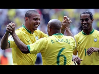 Brazil vs Argentina 3 1 WC Qualifiers 2004 All Goals Full Highlights