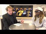 Skip Bayless interviews Lil Wayne (Streamed Live on 4/21/17)   UNDISPUTED