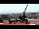 Cамая крутая гаубица Индии Армия Индии презентация новой Гаубицы