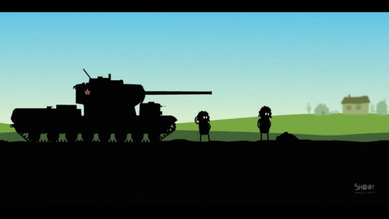 Мультик про танки. Истории танкистов. Серия 3. - Tankmens novels. Episode 3