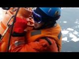 Спасатели эвакуировали с борта судна Сан-Диего в Охотском море мужчину, нуждающегося в медицинской помощи