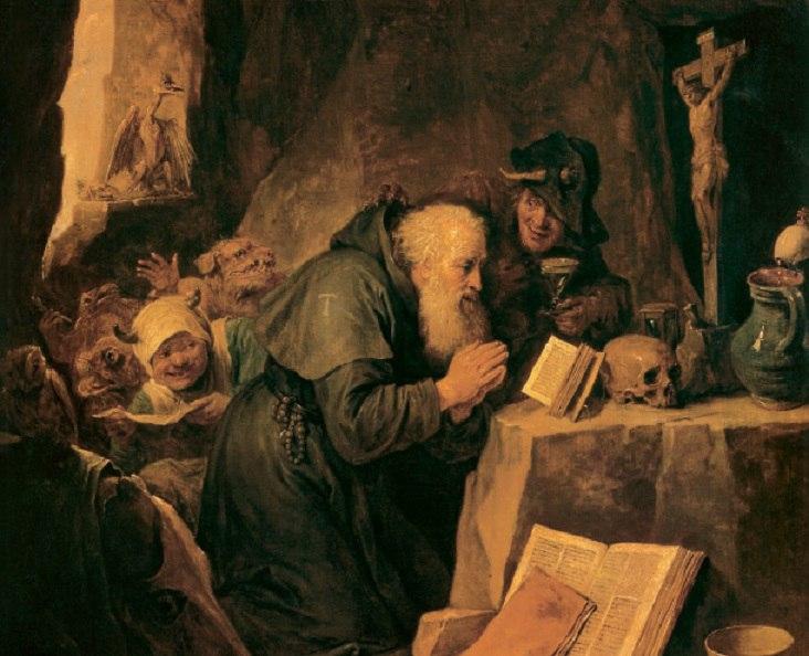Христос спускается с нами в тюремный ад — Рихард Вурмбрандт