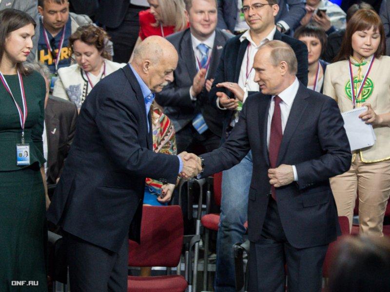 Станислав Говорухин выступил за введение в России цензуры