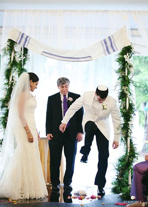 QhFKQW0bC7Q - Основные элементы еврейской свадебной церемонии