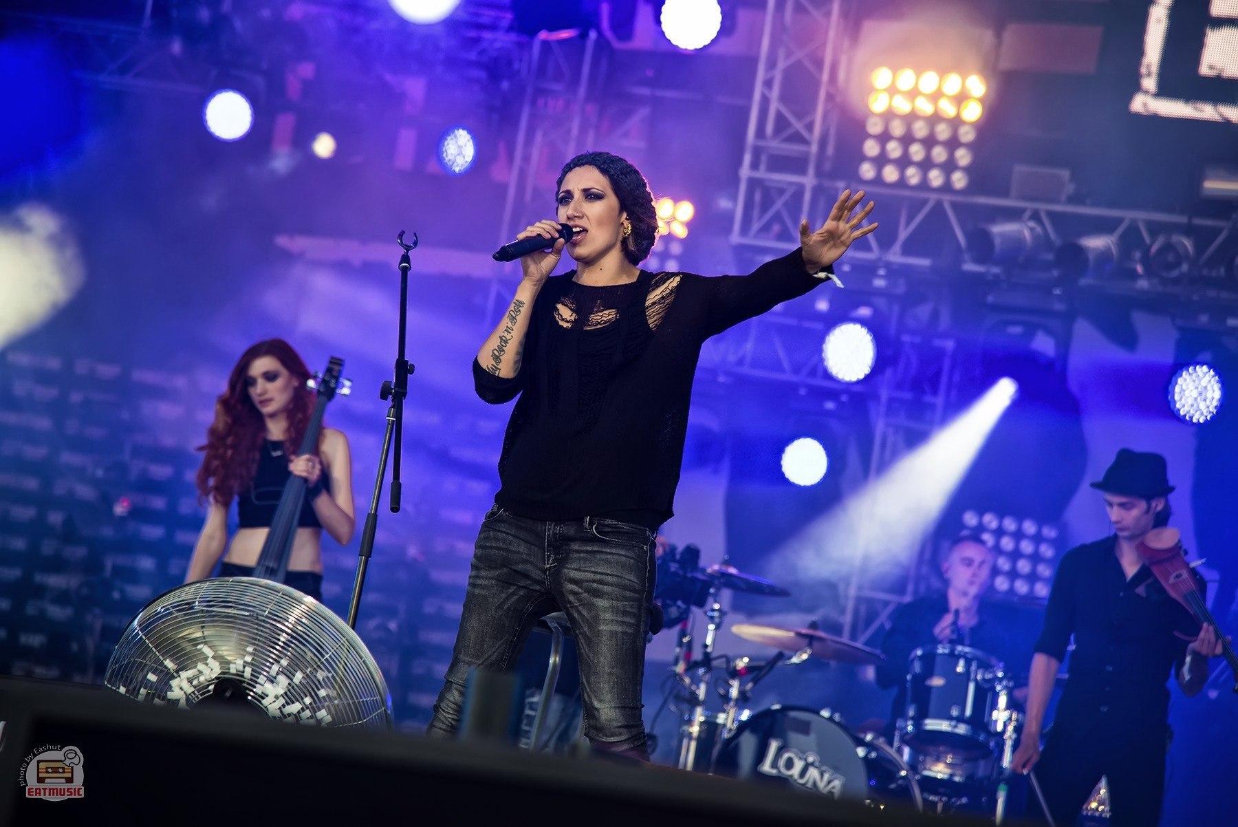 LOUNA на фестивале НАШЕСТВИЕ 2016