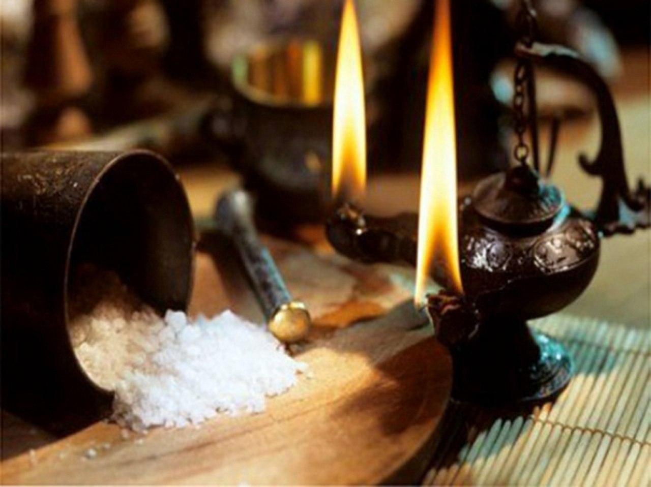 Как сделать заговор на соль на любимого