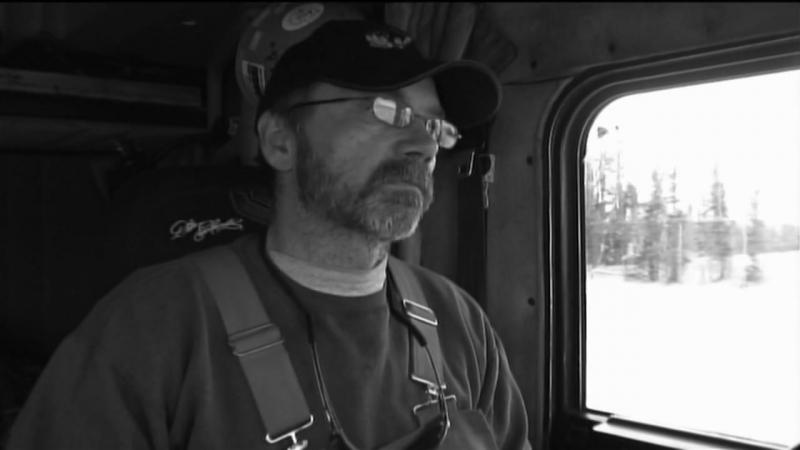 Ледовый путь дальнобойщиков 2 сезон 9 серия из 14 / Ice Road Truckers (2008) HD 720p