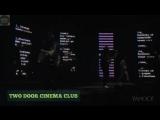 Two Door Cinema Club - Firefly Festival 2016 (Full Show) HD