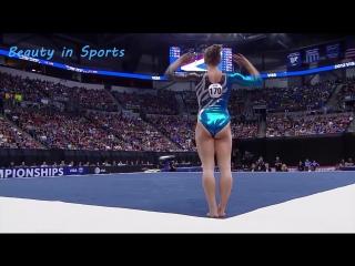 Womens Gymnastics - Beautiful Moments 5