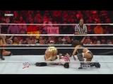 WWE Eve,Gail Kim Tamina VS Melina  Bella Twins