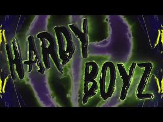 The Hardy Boyz (Matt Hardy & Jeff Hardy) ~ Titantron 2017