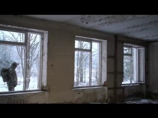 Заброшенный пионерский лагерь Дружба.wmv