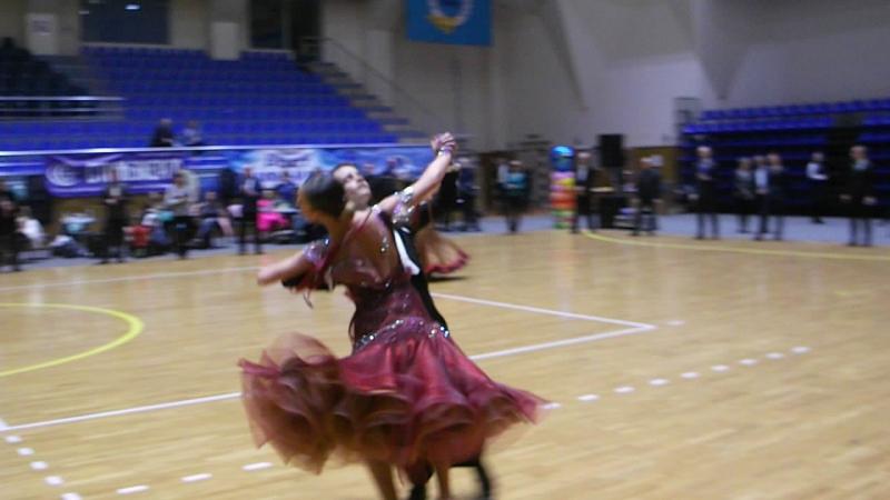Prolisok Cup-2017, венский вальс