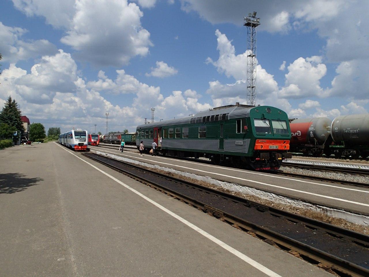 Расстояние между городами Смоленской области на машине