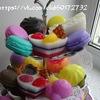 Мастер-класс по изготовлению мыльного пирожного с фруктами!